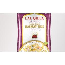 Basmati Rice (Lalqilla  Majestc Brand <No 4268>)